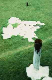 Claude Mongrain, Déjeuner sur l'herbe, 1987