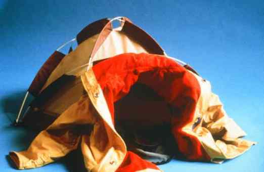 Bill Burns, Tent-Jackets, 1993