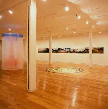 Faire de l'art, vue générale, Musée régional de Rimouski, 1996