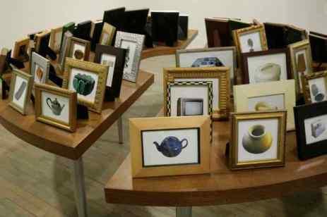 Anne Ramsden, Possession, installation,1996-97