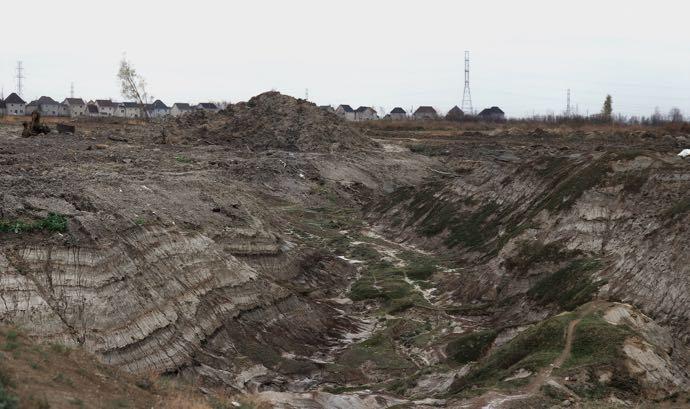 Isabelle Hayeur_Excavation - 1