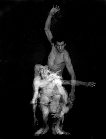 Daniel Dion, La tête et les jambes, 1984 (Avec l'aimable concours de Su Schnee et Oboro)