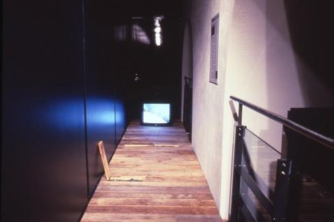 Eduardo Aquino, Promenade, 1997