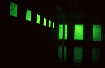 Pierre Bruneau, Galerie Yves Leroux, 1997
