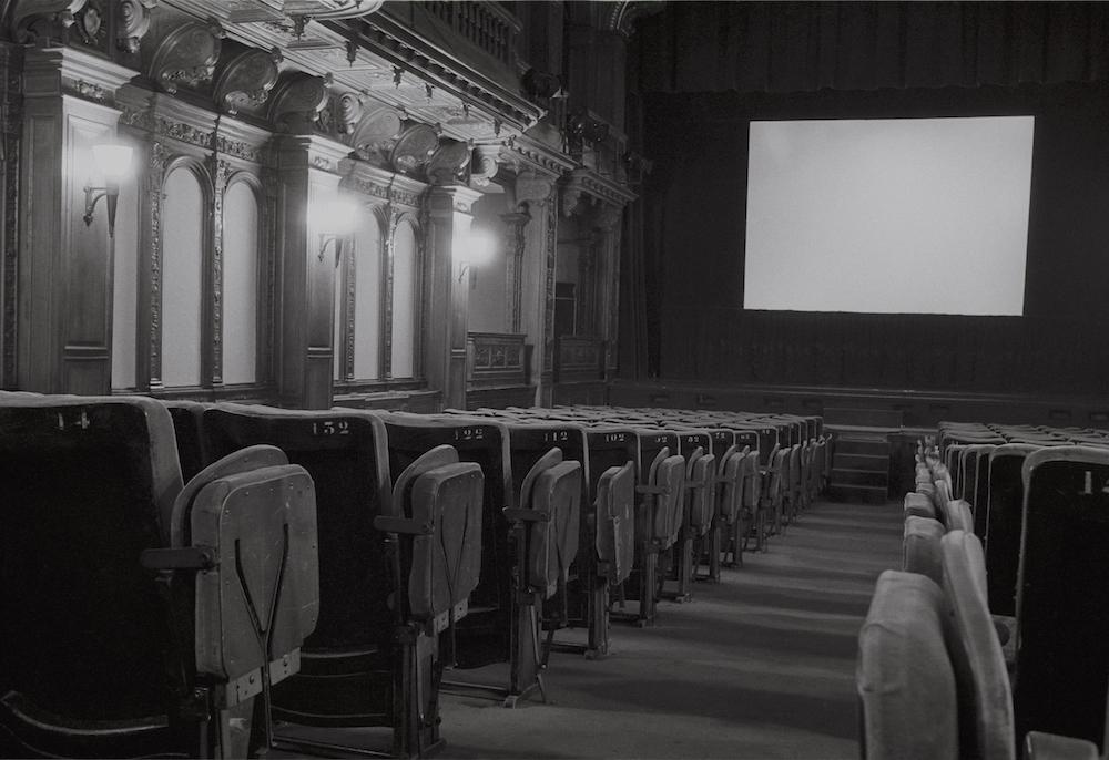 Claude-Philippe Benoir, L'envers de l'écran, 1984