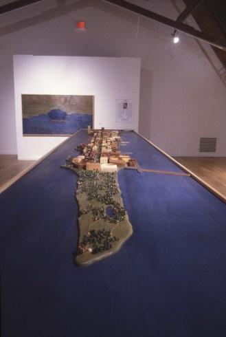 Luc Laporte. Une cité pour 33 296 habitants, Muséer régional de Rimouski, 2000