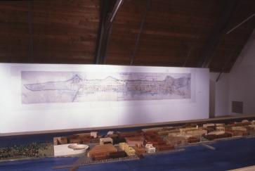 Luc Laporte. Une cité pour 33296 habitants, Muséer régional de Rimouski, 2000