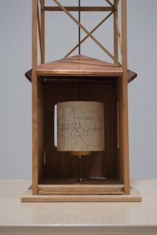 Alan Storey, Climatic Drawing Machine, 1991 (Photo: Steve Deschênes)