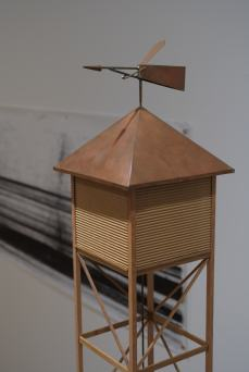 Alan Storey, Climatic Drawing Machine, 1991 (Photo: Steve Deschênes)