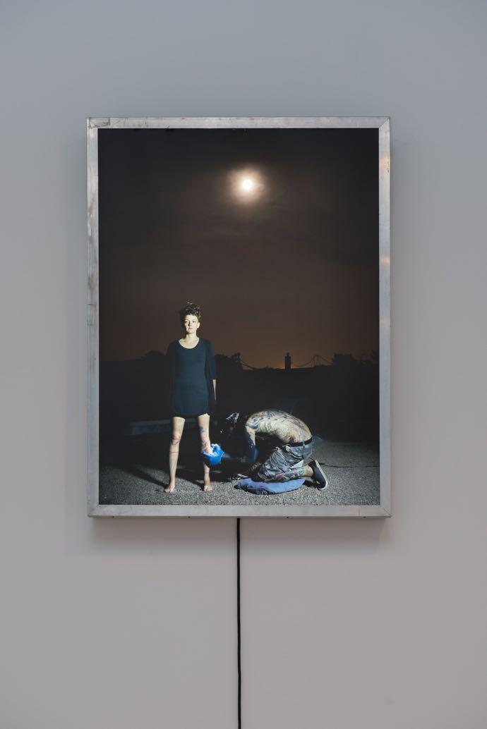 Michelle Lacombe, 2014, en collaboration avec Sarah A Tremblay, photographe, et Azl Golanski, tatoueur