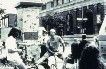 Pierre Allard, Vivre. La Colonne, 1991