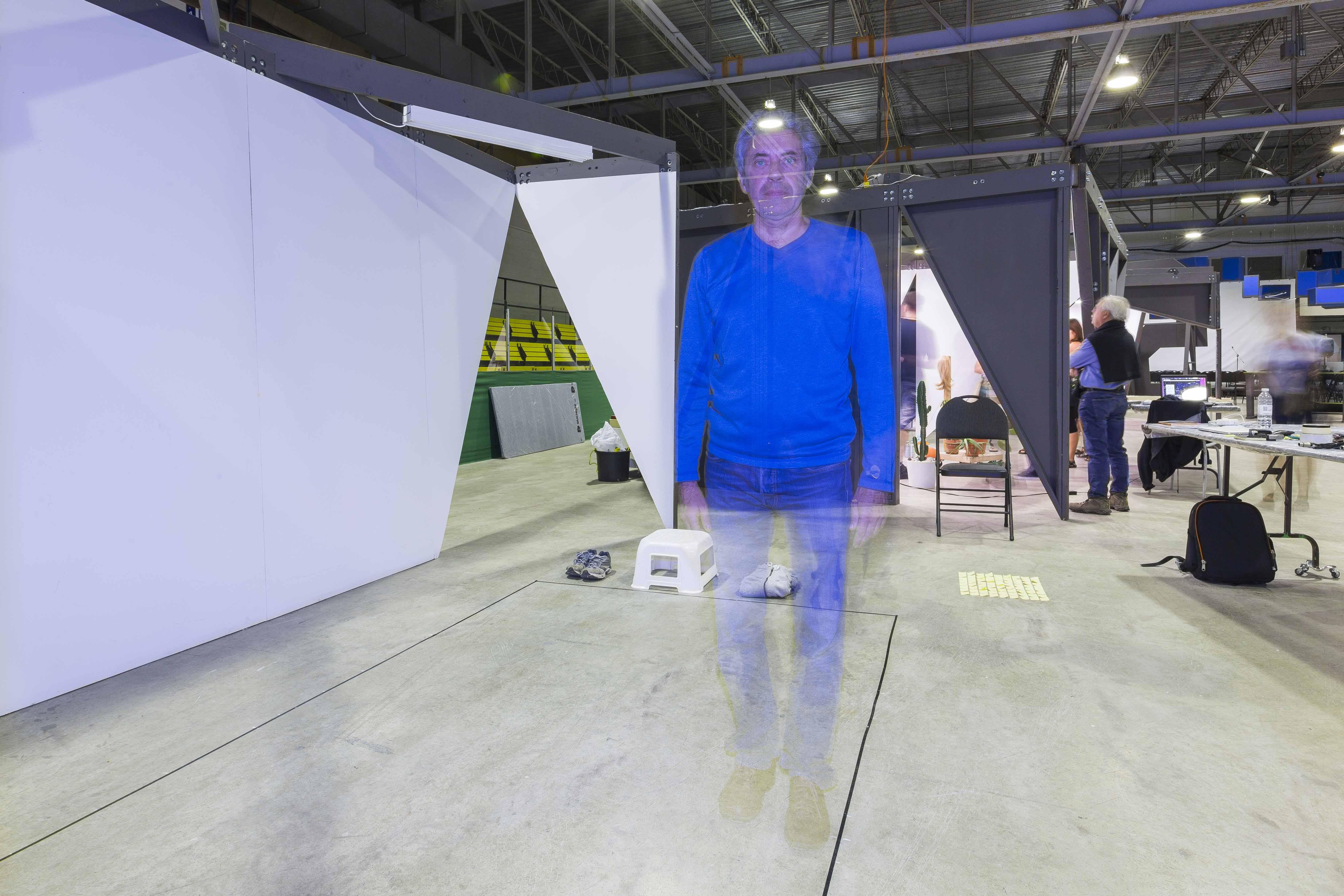 03_Bernard Pourrière_33e Symposium international d'art contemporain_Photo René Bouchard_BR